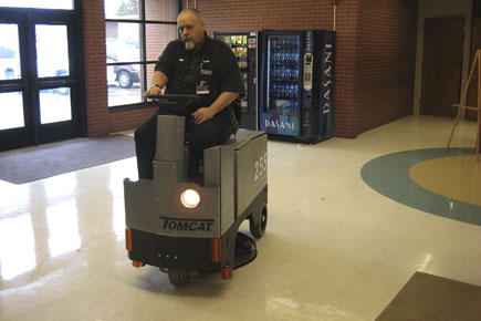 Hire Floor Polishers Amp Burnishers For The Ultimate Hard