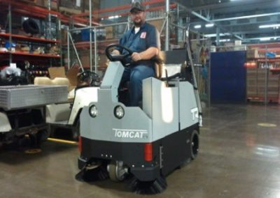 TomCat VR Sweeper