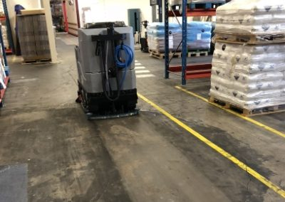 EX Warehouse Cleaning