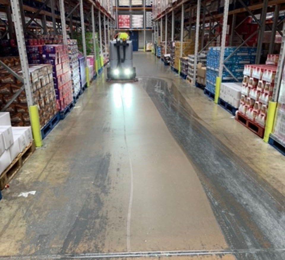 Supermarket floor 4